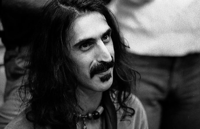 Frank Zappa - Author Jean-Luc