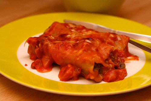 Cannelloni a siciliana - Author Diekatrin